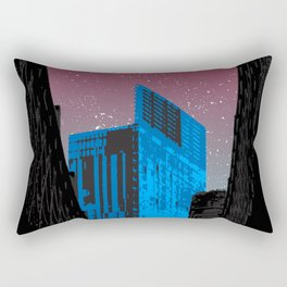 Beetham Tower - Castlefield Viaduct - Manchester Rectangular Pillow