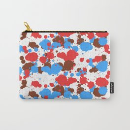 Splash Pop Art Spots Carry-All Pouch