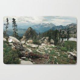 Utah Alpine Cutting Board