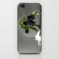 Puny Apple..... iPhone & iPod Skin