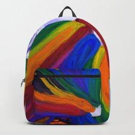 Rainbow Bound Backpack