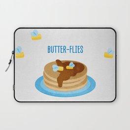 Butter-Flies Laptop Sleeve