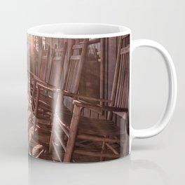 Rocking Chair Veranda Coffee Mug