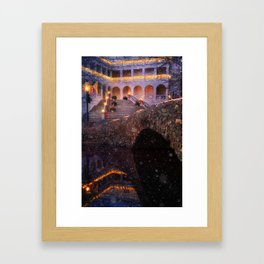 A Fairytale Of Airlie Framed Art Print