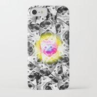 escher iPhone & iPod Cases featuring M. CMYKat. Escher by Alexander M. Peck