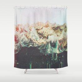 grūmbł Shower Curtain