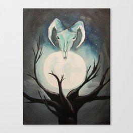 Totem Canvas Print