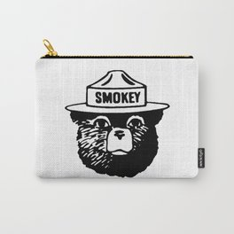 smokey says Carry-All Pouch