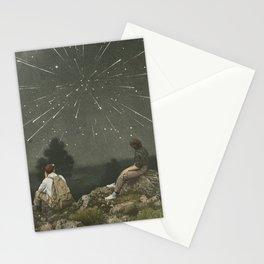Exploding sky Stationery Cards