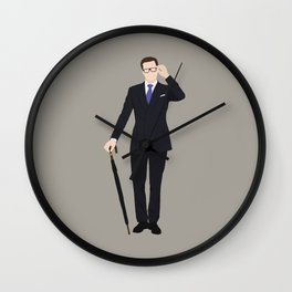 Kingsman, Harry Hart Wall Clock