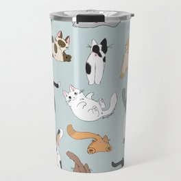 Cat Butts Travel Mug