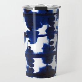 Parallel Indigo Travel Mug