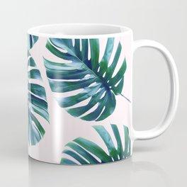 Monstera Pattern #society6 #decor #buyart Coffee Mug