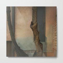 Wall & Window #6 - 2015 Metal Print