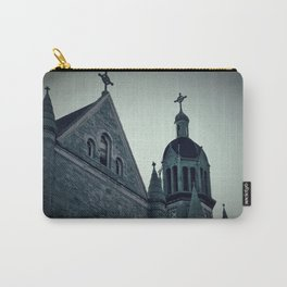 St. Mary & Archangel Michael Church Carry-All Pouch