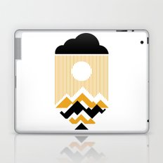 The Day The Sun Disappears Laptop & iPad Skin