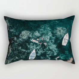Seascape adventure Rectangular Pillow