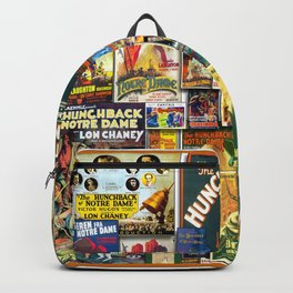Vintage Hunch by iamjohnlogan Backpack