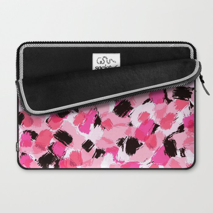 Think Pink Laptop Sleeve