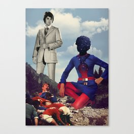Stranger. Canvas Print