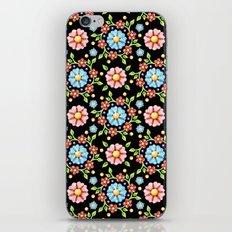 Millefiori Pinwheel Pattern iPhone & iPod Skin