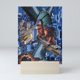 Future Museums Mini Art Print