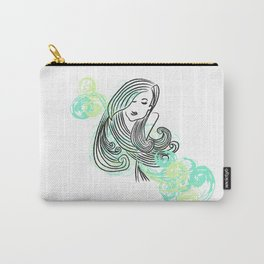 I dream of the sea Carry-All Pouch