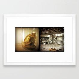 Fish:Liquor Store Framed Art Print