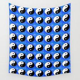 Yin and Yang 7 - Tao,Zen,Taoism,Dao,Harmony,religion,buddhism,buddhist,taijitu,taiji,taoist,china Wall Tapestry