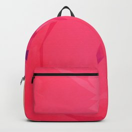 La Donna e La Sua Bici Backpack