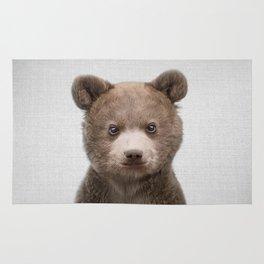 Baby Bear - Colorful Rug
