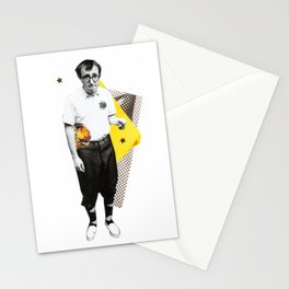 Woody Allen Stationery Cards