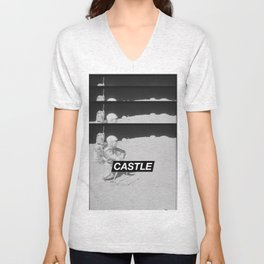 SURFACE // CASTLE Unisex V-Neck