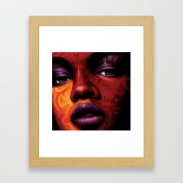 Samnation09-09 Framed Art Print