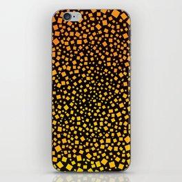 Big Bang Squares iPhone Skin