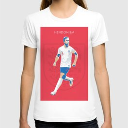 Jordan Henderson - Hendonism T-shirt