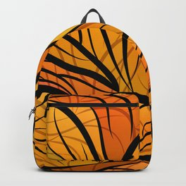 Monarch Abstract Backpack