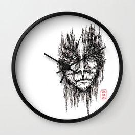 WoodMan Wall Clock