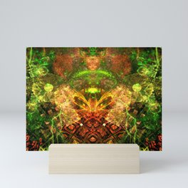 Extraterrestrial Palace 4 Mini Art Print