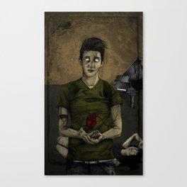 I Am A Transylvanian Canvas Print