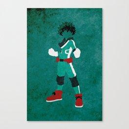 Deku Canvas Print