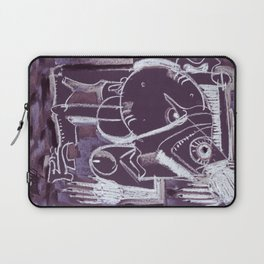 On Your Knees Laptop Sleeve
