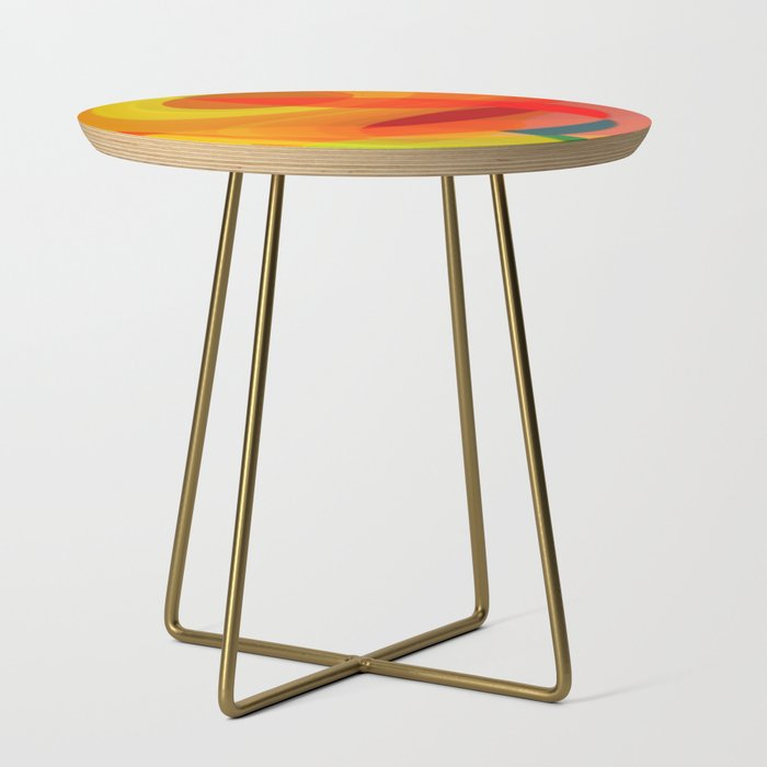 Abstract 2020 006 Side Table