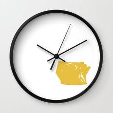 Prairie Modern Wall Clock