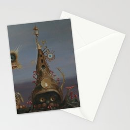 In Concert Stationery Cards