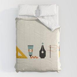 Qualified Comforters