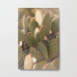 cactus pit Metal Print