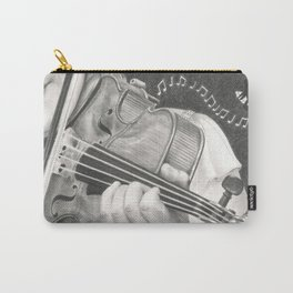 The Note Waltz Carry-All Pouch