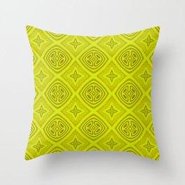 Starry Eyed Vintage Throw Pillow