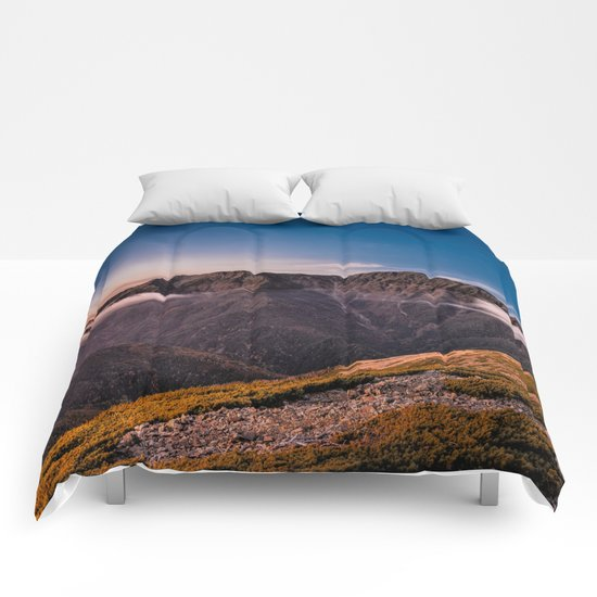 Southern Alps I Comforters